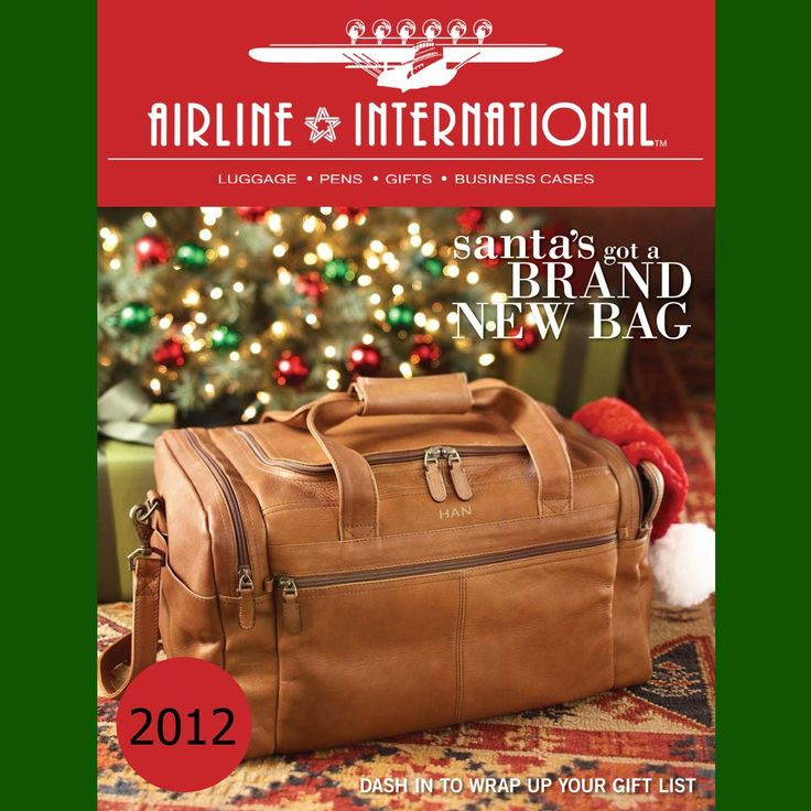 Leather duffel by Dorado™ | Airline International Luggage | Luggage, pens and gifts. #travel #leather #duffel