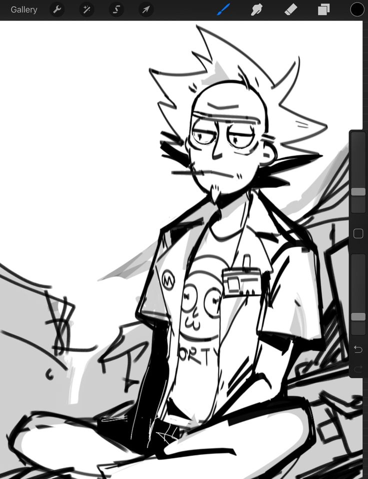 42 best Rick and Morty Forever images on Pinterest Cartoon - fresh coloring pages rick and morty