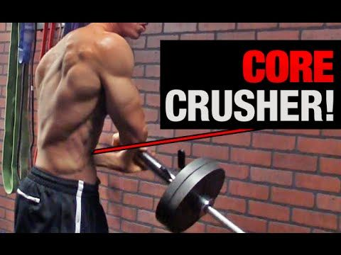 ▶ The Most Powerful Ab Exercise Ever (6 PACK POWER!) - Jeff Cavaliere, Athlean-X