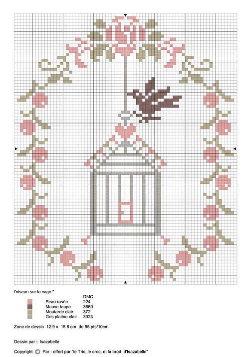 çarpı işi/cross stitch şablonları