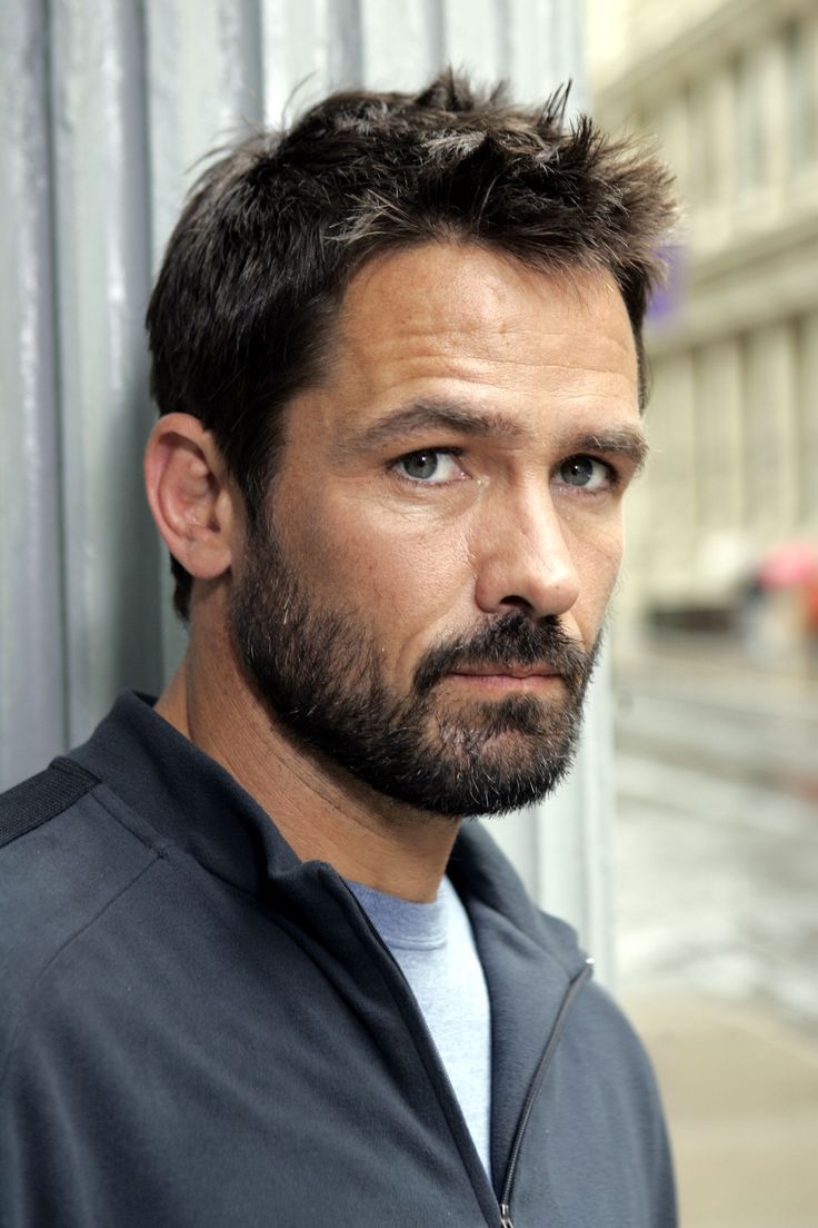 43 best Billy Campbell images on Pinterest | Beard style ...