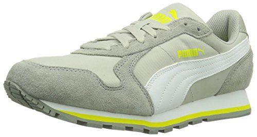 Puma ST Runner NL, Unisex-Erwachsene Sneakers, Grau (gray violet-limestone gray-white 01), 44 EU (9.5 Erwachsene UK) - http://on-line-kaufen.de/puma/44-eu-9-5-erwachsene-uk-puma-st-runner-nl-unisex