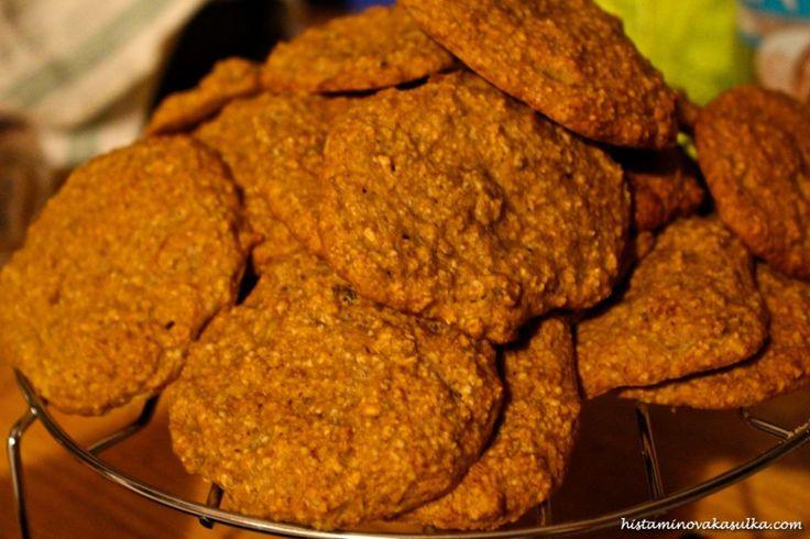Dýňové sušenky s datlemi
