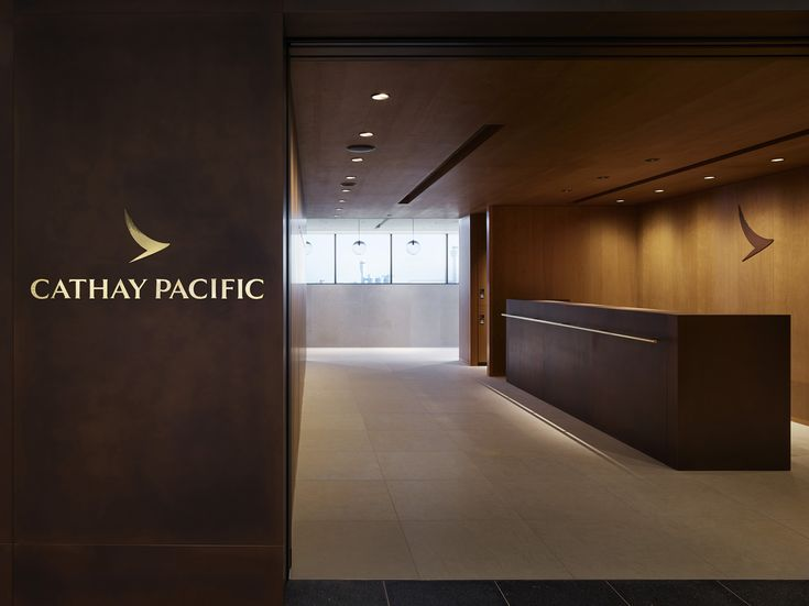 Our lounge at Tokyo's Haneda airport is one of the largest Cathay Pacific lounges outside Hong Kong, offering a supremely comfortable environment of understated luxury.