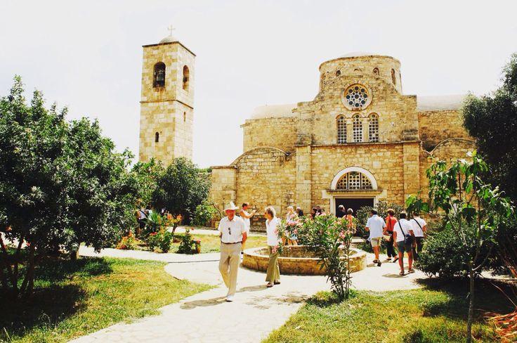 St. Barnaba's Church & Monastery, Famagusta area, North Cyprus. Kościół i klasztor św. Barnaby, okolice Famagusty, Północny Cypr #cypr #cyprus #northcyprus #północnycypr #wakacje @wakacjenacyprze #wakacjenacyprze #famagusta #gazimagusa #ammochostos #magosa #holiday #sun #fun #amazing #morze #plaża #piasek #woda #słońce #pięknie #wypoczynek #wczasy #wycieczka