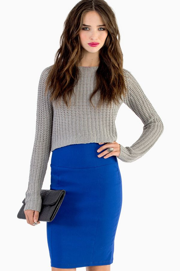 kayute pencil skirt!   Jenny Pencil Skirt