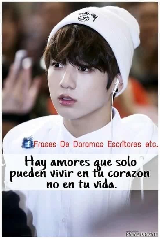Frases De Bts Frases De Doramas Pinterest Bts Frases And Kpop