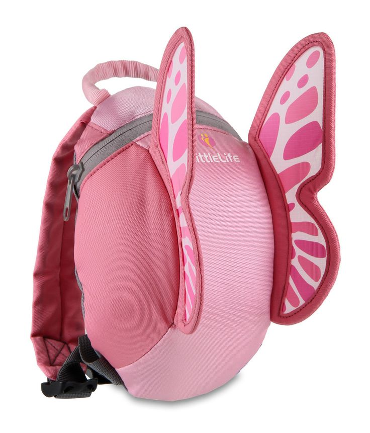 Little Life Animal Daysack - Butterfly http://pumpkinpiekids.com/collections/travel-gear/products/animal-daysack-butterfly