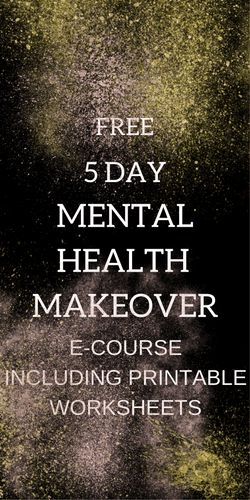 This is a free five day ECourse I created with some of the tips and tricks I use when I want to improve my mental health. I have been managing clinical depression for years and during that time I've learned some things about managing and improving mental health. Whether I am depressed and need...
