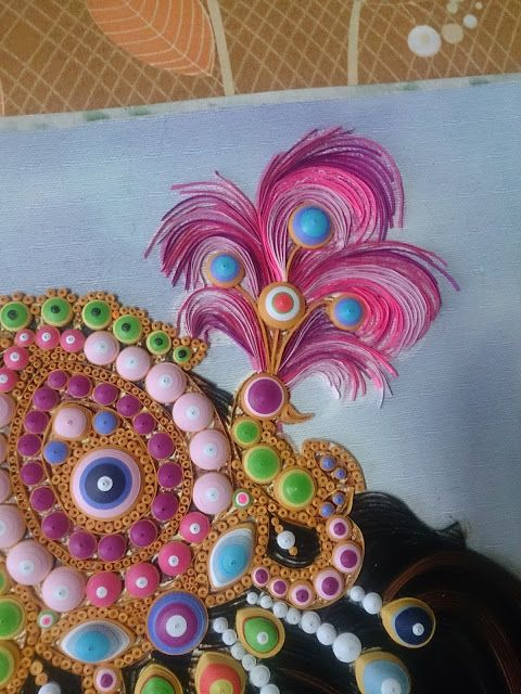 928 best images about quilling on pinterest quilling for Big quilling designs