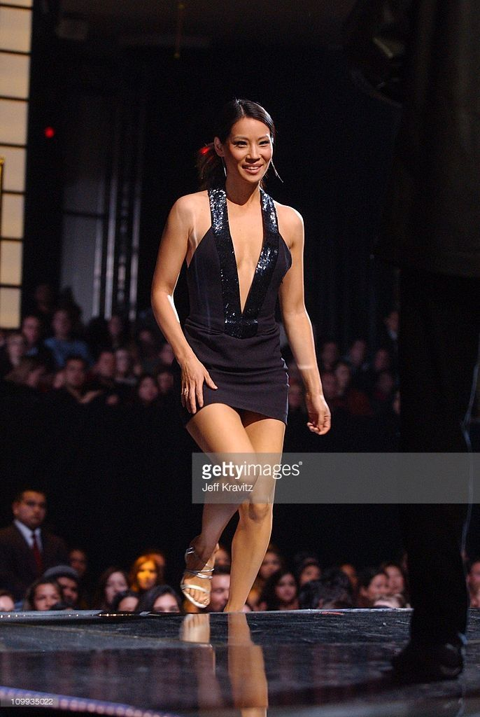 Lucy Liu during VH1 Big in 2002 Awards - Show at Grand Olympic Auditorium in Los Angeles, California, United States.