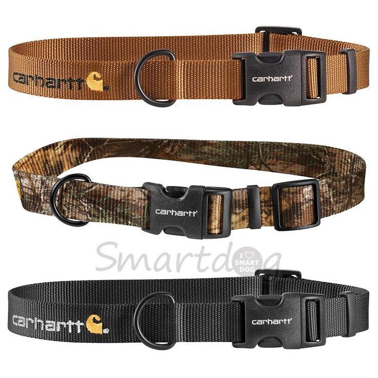 Carhartt Nylon Hundehalsbånd → Hurtig og billig levering
