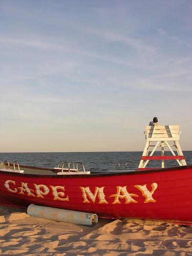 Cape May, New Jersey was my summer home for many years.  Every time I return for a visit...peace and tranquility fill my soul.