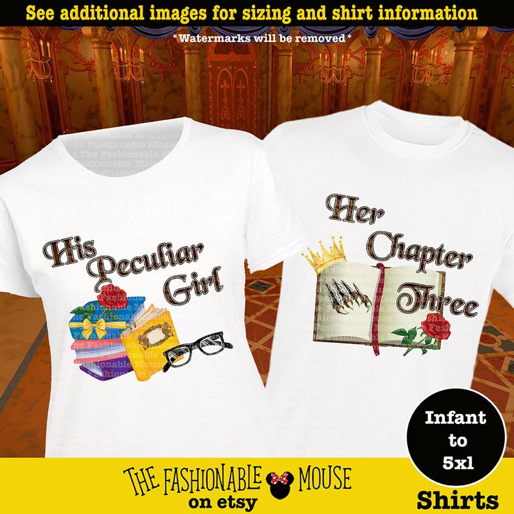 Beauty And The Beast Couples Shirts, Disney Couples Shirts, Beauty And The Beast Shirt by TheFashionableMouse on Etsy