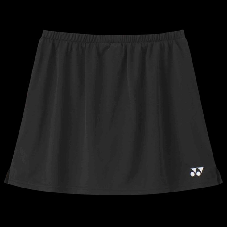 Skirt 4181 : Yonex team lady 12/13 black $35.50