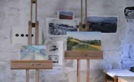 Painting Holidays Italy. Learn to paint and draw in Camerino, Marche, Italy. http://www.paintingholidaysitaly.com