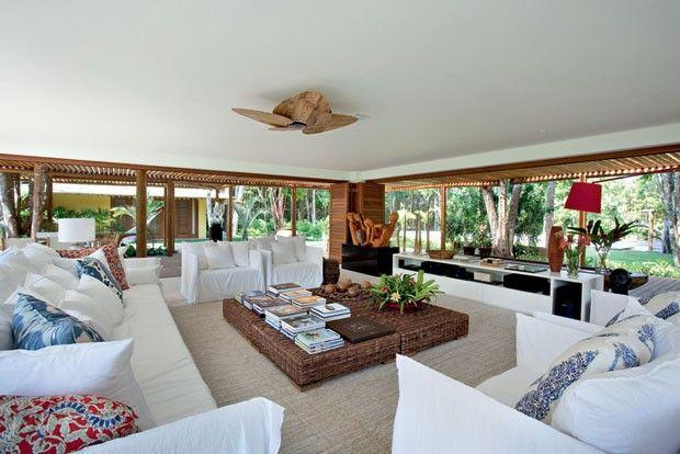 Casa de Praia _ Trancoso _ Brasil