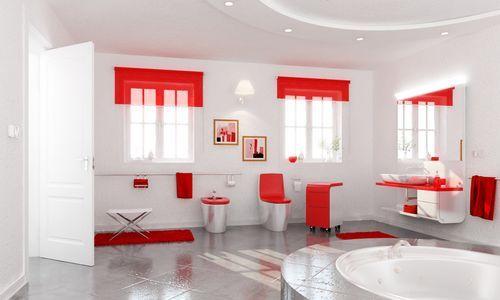 bano-rojo-