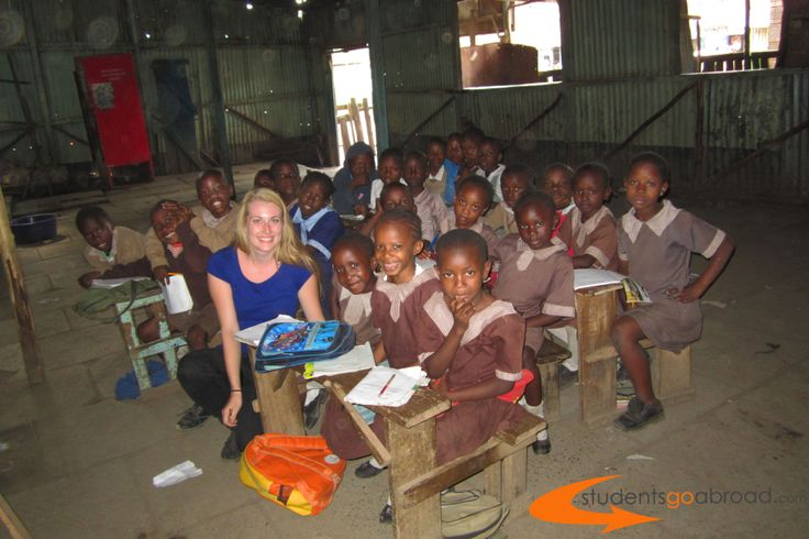 #School #Volunteerwork #Kenya