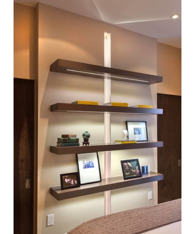loving these custom shelves from a project with thelevinegroup the rh pinterest com