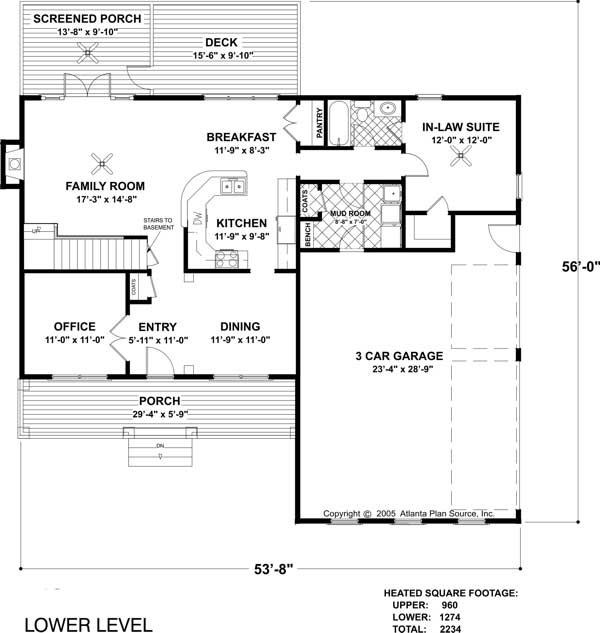 Amazingplans Com Garage Plan Aps0704: 24 Best Images About Colonial Style On Pinterest