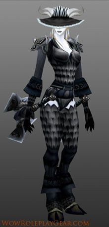 Crafted Armor Transmog Sets For Hunters