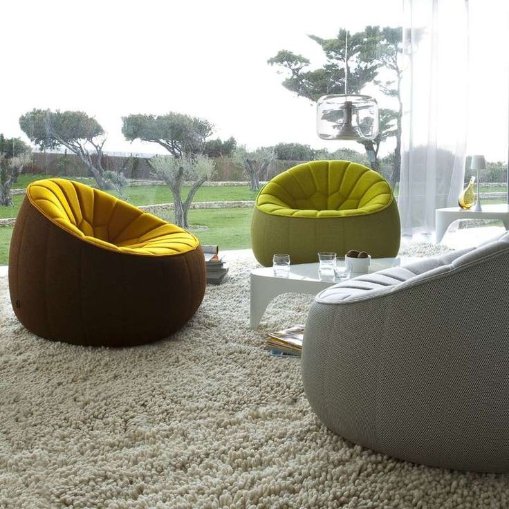 Stylish Inflatable Furniture (UPDATE) : Blofield Air Design