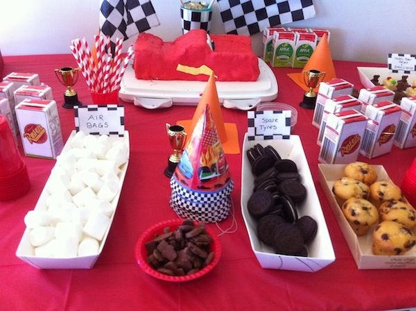 Party Food For Kids Birthday Party