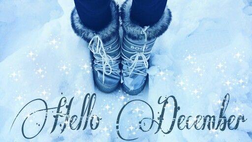 Hello December ❄⛄✌