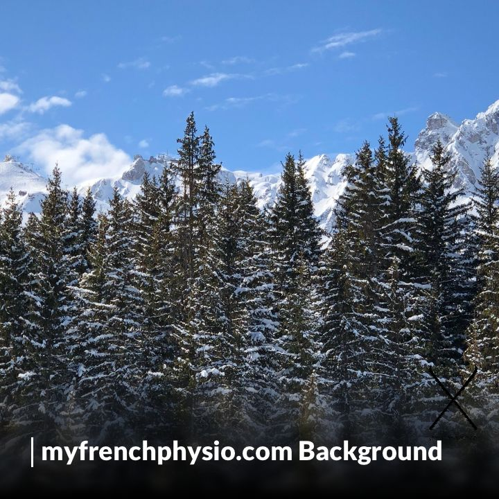 www.myfrenchphysio.come enjoying a beautiful day in COURCHEVEL book your Osteo your physio or your sports massage therapist in courchevel