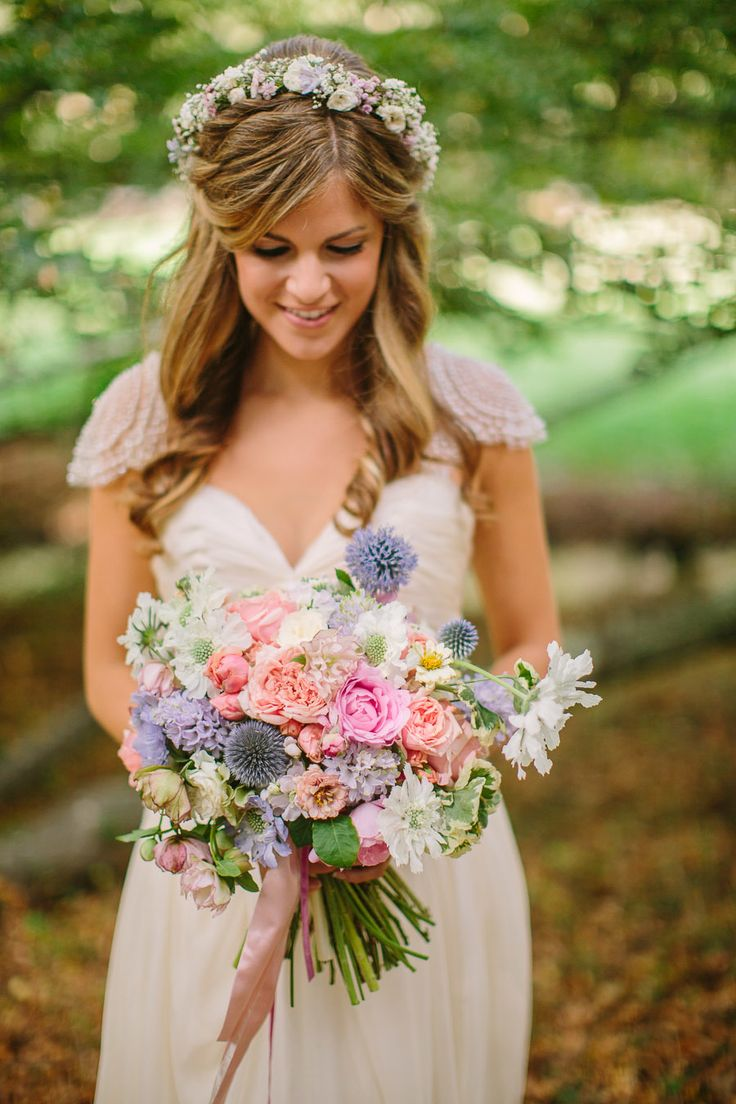 #Bouquet | See the wedding on #SMP Weddings ~ http://www.stylemepretty.com/2013/12/12/oakland-california-wedding/  Danielle Capito Photography