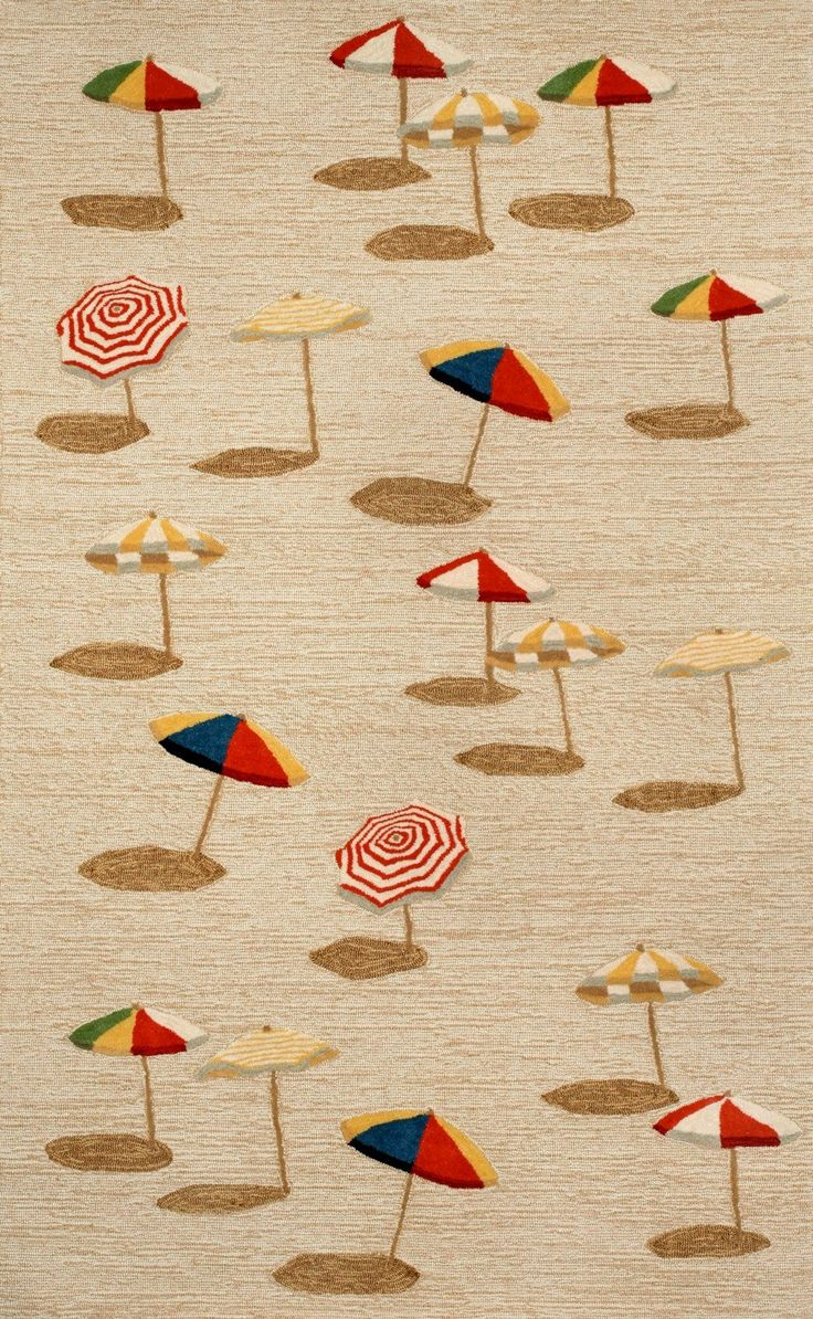 Fun coastal motif and colors - perfect to welcome guests to your beach cottage by the sea!