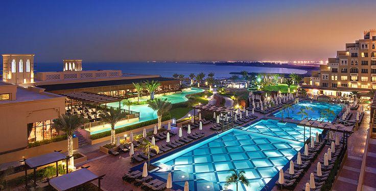 Verenigde Arabische Emiraten / Op 1u van Dubai | Hotel Rixos Bab El Bahr 5*