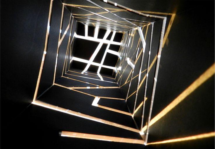 Espacio Interior para la introspección y la contemplación de la luz