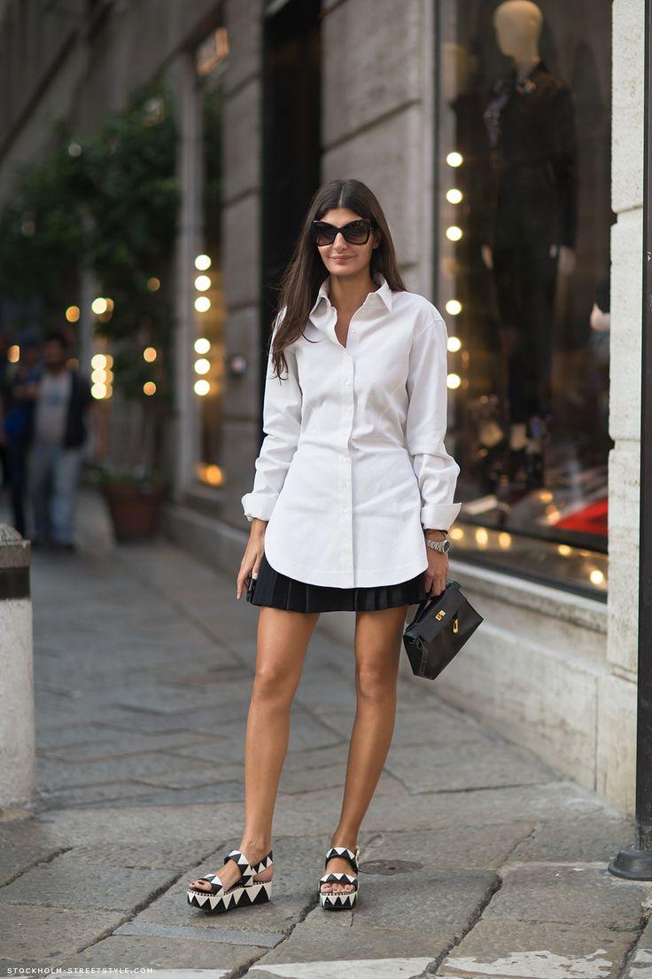 Giovanna Battaglia   StockholmStreetStyle