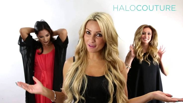 Worry no more about your extensions falling out with the HALOCOUTURE EXTENSIONS, they are made to stay in your hair all day until YOU want them OUT. Get your OWN HALOCOUTURE EXTENSIONS for INTRODUCTORY PRICING during our EXTENSION OPEN HOUSE EVENT MAY 7th 6-7:30pm.