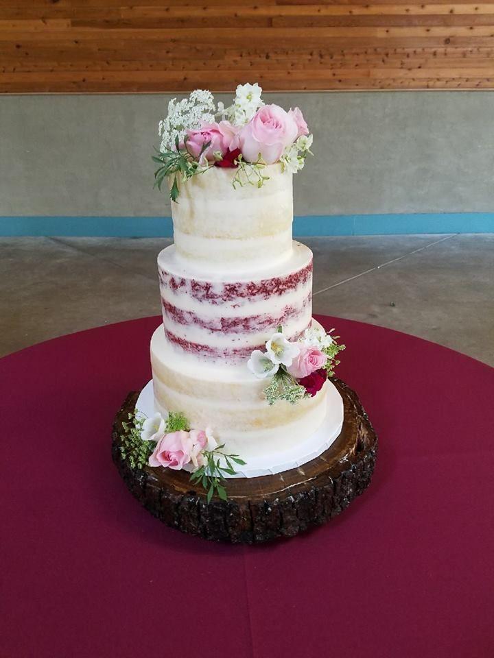Pin on Vegan Wedding Cake