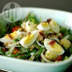 Tuna Salad Nicoise @ allrecipes.com.au