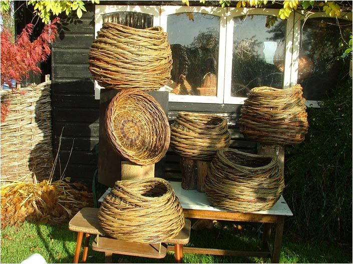View pictures from our contemporary baskets http://www.norfolkbaskets.co.uk/