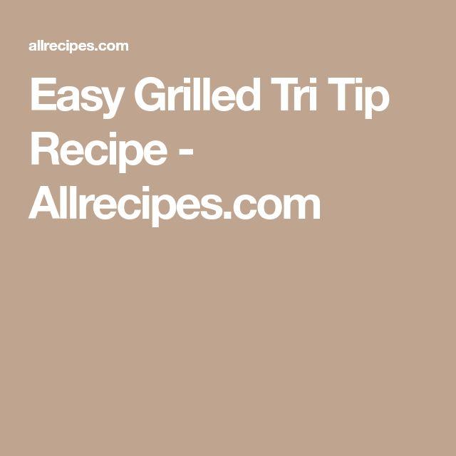 Easy Grilled Tri Tip Recipe - Allrecipes.com