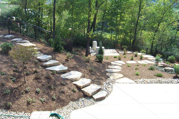 Landscape Edging Pittsburgh : Best images about landscape gardens on