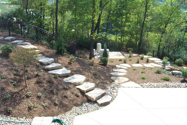 landscaping with rocks rock landscaping by brandon