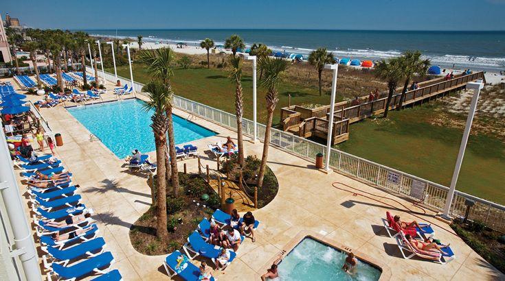 Best Family-Friendly Hotels in Myrtle Beach, SC - MiniTime