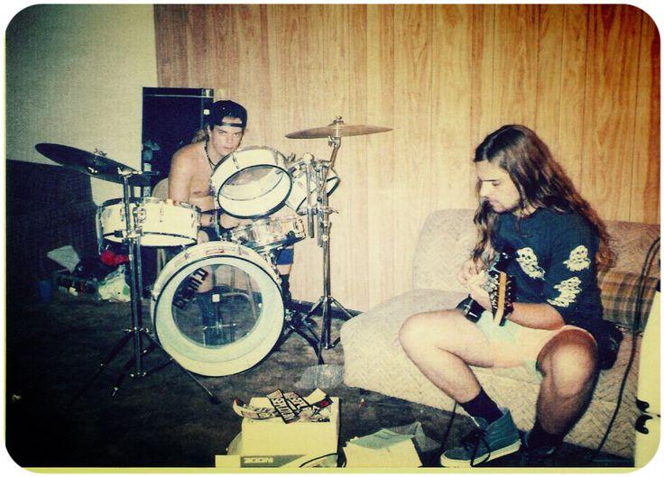"""Photo Igor Cavalera & Andreas Kisser (Sepultura) """""""
