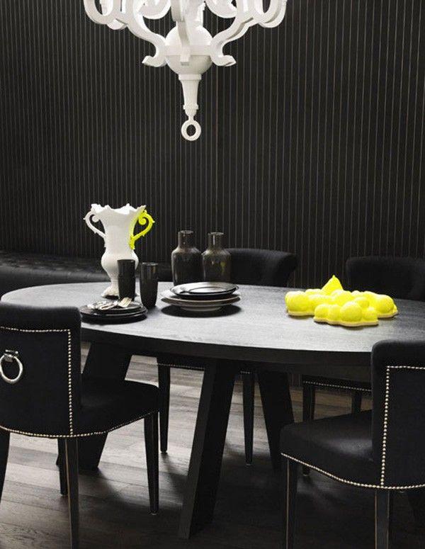 Black Interior design 16