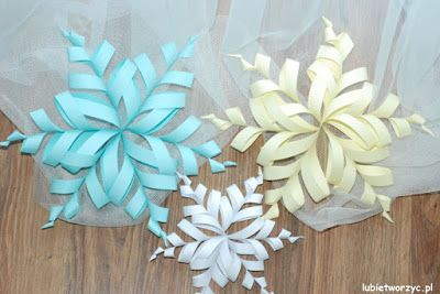 Śliczne śnieżynki DIY :)  #sniezynki #sniezynka #plateksniegu #snowlake #snowflakes #diy #zrobtosam #handmade #tutorial #poradnik #jakzrobic #howto #sposobwykonania #craft #crafts #zpapieru #papierowasniezynka #papercraft #papercrafts #papersnowflakes #instrukcja #lubietworzyc