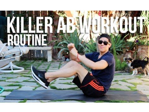 Killer Yoga Ab Workout- by JairWoo & STYLEmeFIT