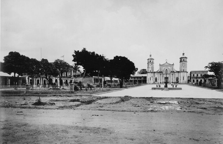 Plaza de Juana Díaz, Puerto Rico (1898-1917)