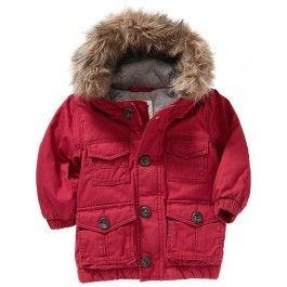 Ультрамодная куртка для мальчика - Old Navy - Бренды