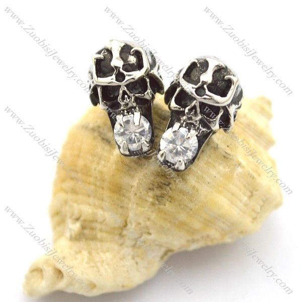 What Men Are Really Saying when They Wear Biker Earrings Today you will locate an extensive variety of Stainless steel biker Earrings for men in shifted plans, shading and composition.